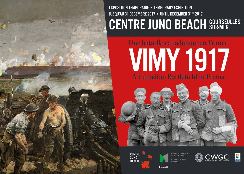 CARTE POSTALE-VIMY-1917-BD
