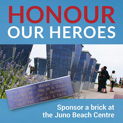 The Juno Beach Centre
